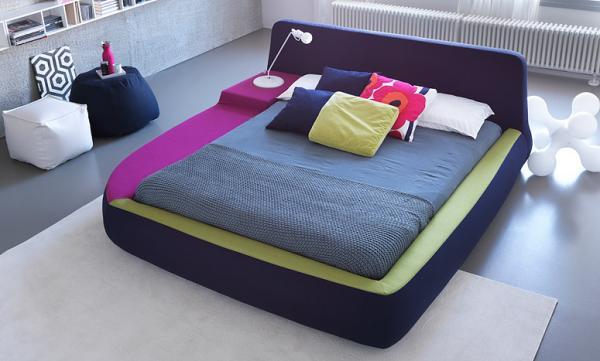 Vieni a vedere il letto dinghy di bolzan da domus arredi for Domus arredi lissone