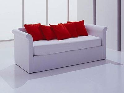 PERLA, divano letto by Bolzan… offre molte soluzioni per arredare ...